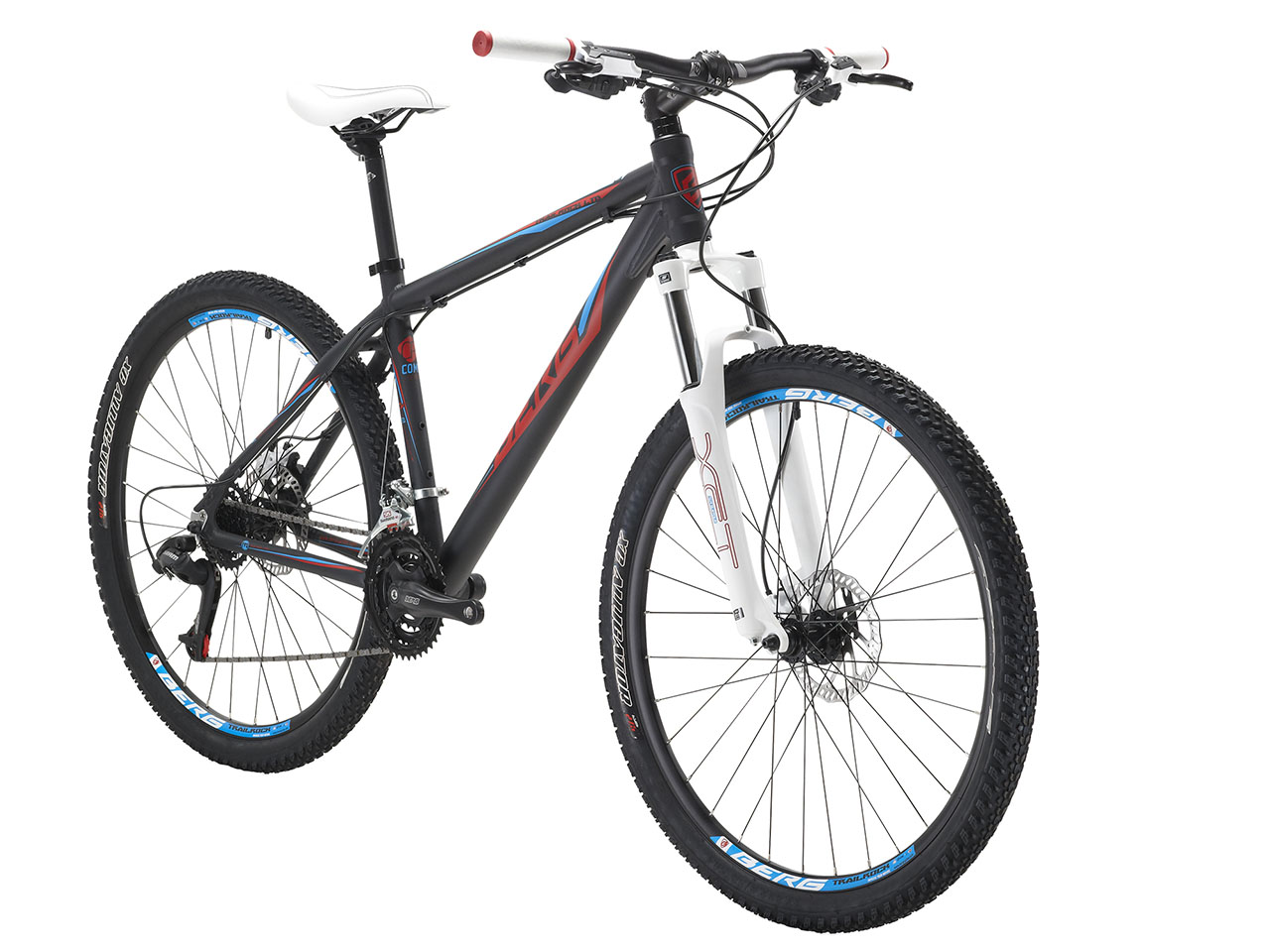berg trailrock mountain bike benidorm