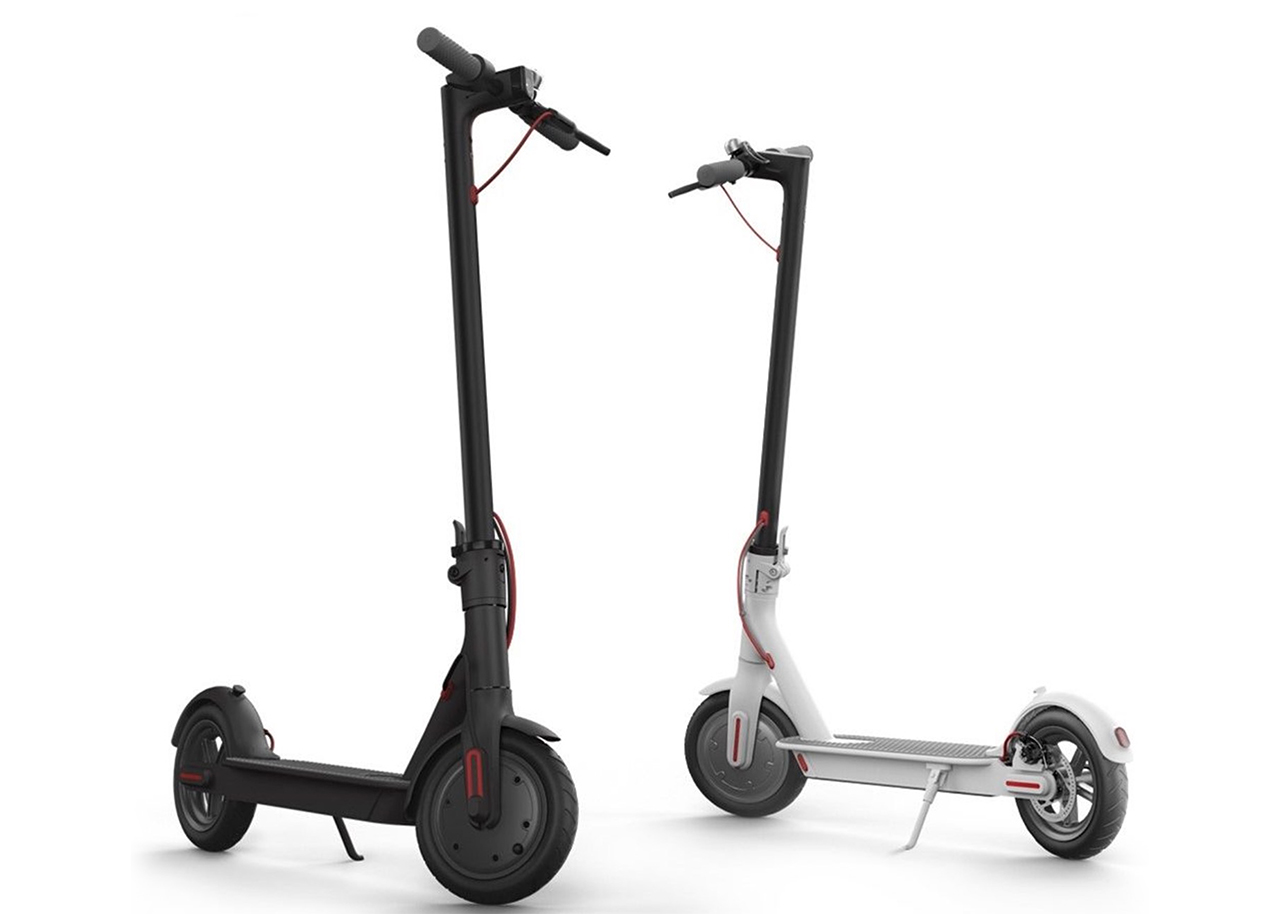 Electric Step Scooter Benidorm Costa Blanca