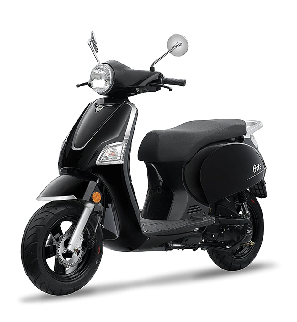 Scooter Rental Benidorm Costa Blanca 125cc